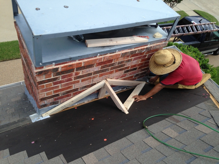 Chimney Rehab Amp Maintenance Roofing Solutions