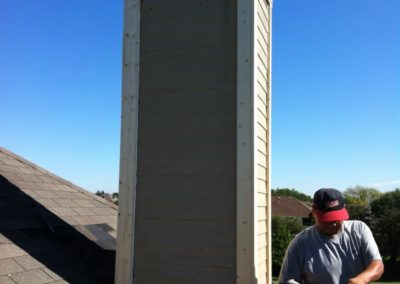 Chimney Rehabilitation, Maintenance & Repair-700